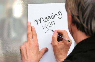 Individuelle Meetings mit DiSG